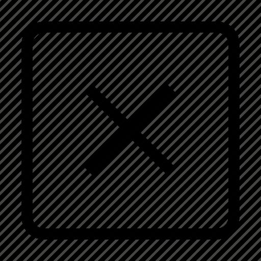 cancel, close, delete, documents, files, minus, remove icon