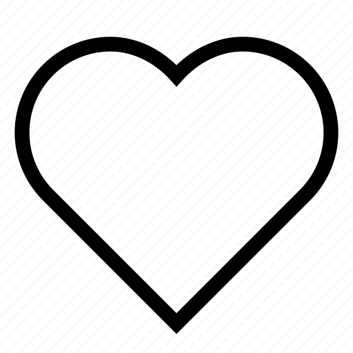 favourite, health, heart, love, medical, romance, valentine icon