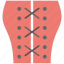 cloth, sewing, stitched cloth, stitching, tailoring icon