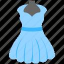 dress, frock, hot seller, ladies garments, western dress icon