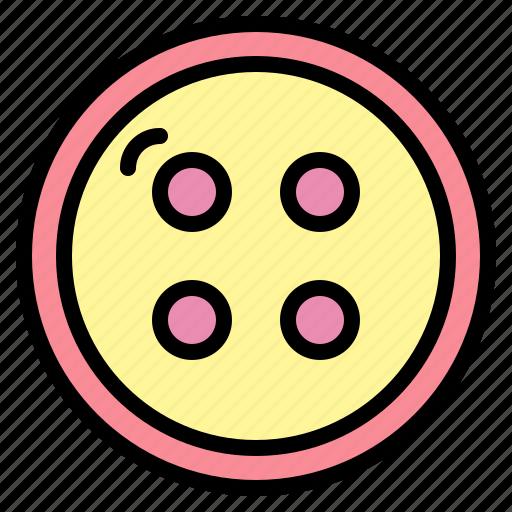 buttons, designer, fashion, handcraft, plastic icon