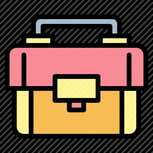 carpentry, repair, tool, toolbox, tools icon