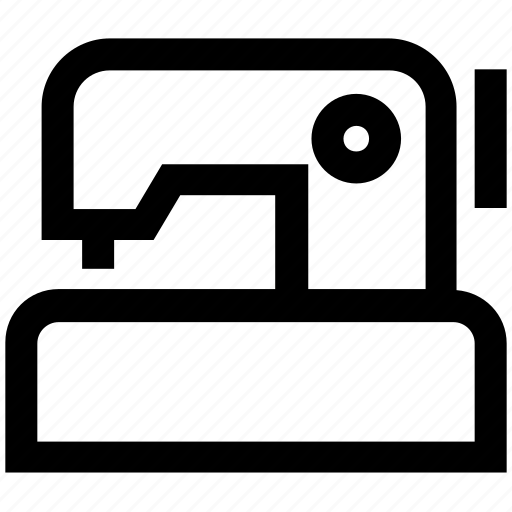 Clothing, home, machine, stitching machine, swing, tailor machine icon - Download on Iconfinder