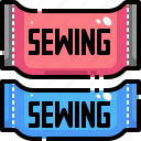 label, price, sewing, shop, shopping, tag icon