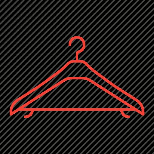 clothes, clothing, hanger, laundry, wardrobe icon