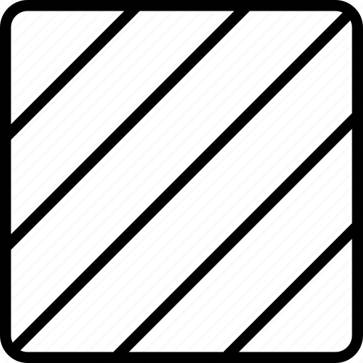 fill, shape, square, stripes icon