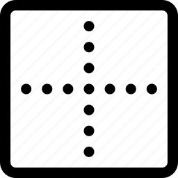 design, dots, grid, pattern, squares, subdivide icon