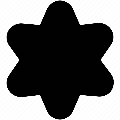 shapes, star icon
