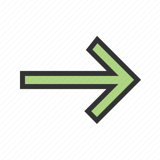 arrow, arrows, design, direction, pointer, set, sign icon