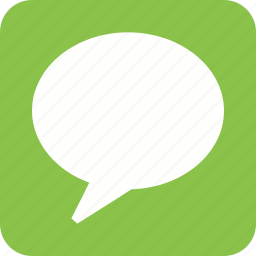 chat, communicate, contact, conversation, message bubbles, sms, talk icon