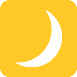 celebration, crescent, holy, islamic, month, moon, muslim icon