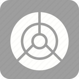 accuracy, aiming, circle, dart, dartboard, success, target icon