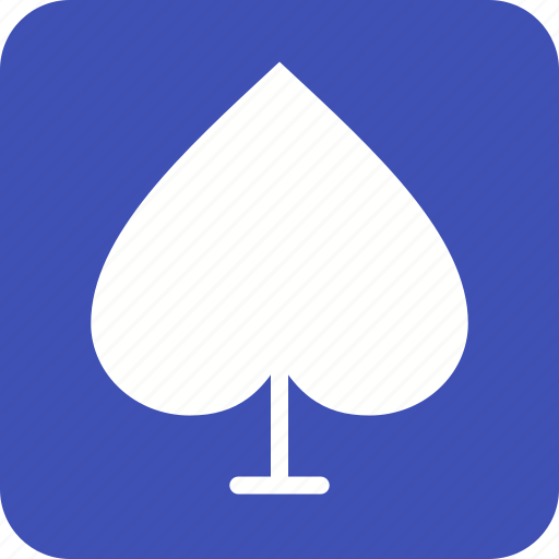 card, fun, game, playing, set, spade icon
