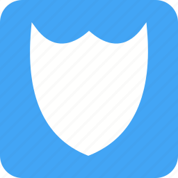 protection, secure, security, shape, shield, sign, web icon