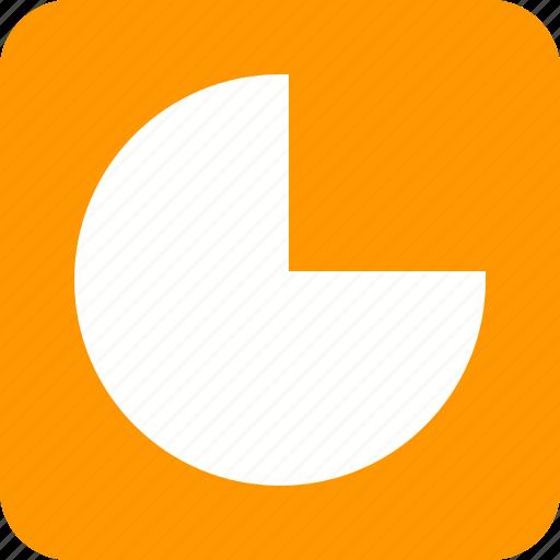 business, chart, finance, graph, graphic, market, pie icon
