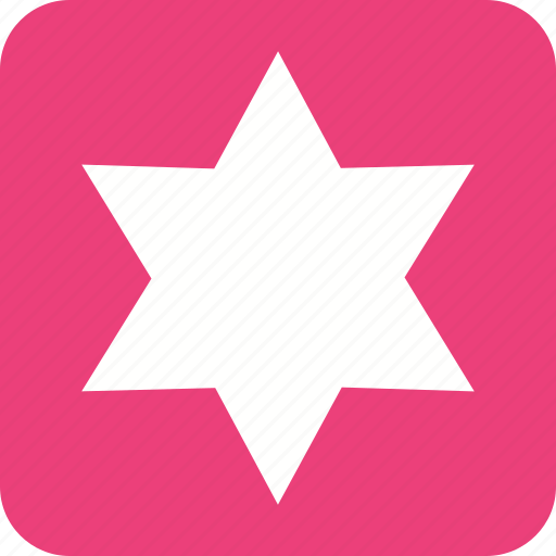 geometry, graphic, polygon, shape, sketch, star icon