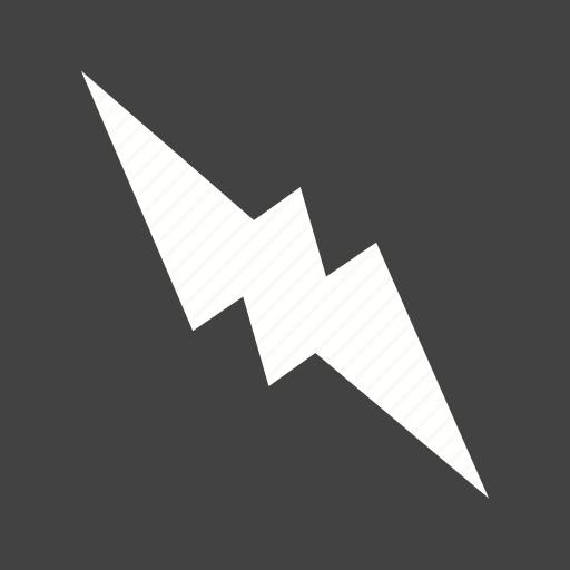 electric, energy, light, lightning, nature, storm, thunder icon