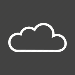 cloud, clouds, collection, design, sky, space, white icon