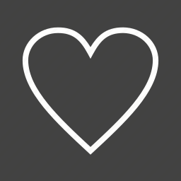 beautiful, design, heart, love, red, romance, valentine icon