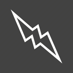 electric, energy, light, lightning, nature, storm, thunder icon