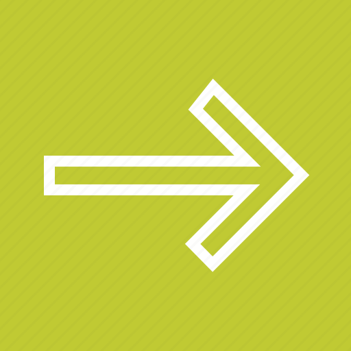 arrow, arrows, design, direction, pointer, set, sign icon