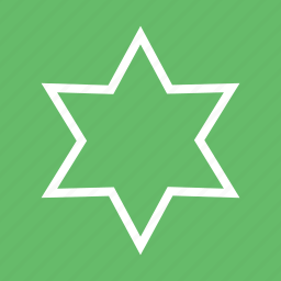 geometry, graphic, north, shape, sketch, star icon