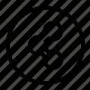 send, share, transfer icon