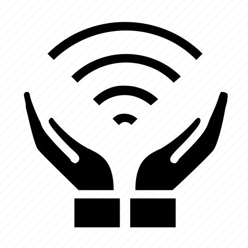 connection, network, signal icon