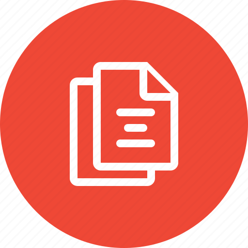 Copy, copy document, documents, file, format, page, paper icon - Download on Iconfinder