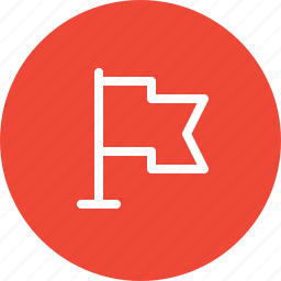 country, flag, label, national, notice, tag, warning icon
