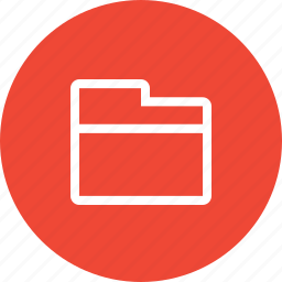 album, archive, binder, data, documents, files, portfolio icon
