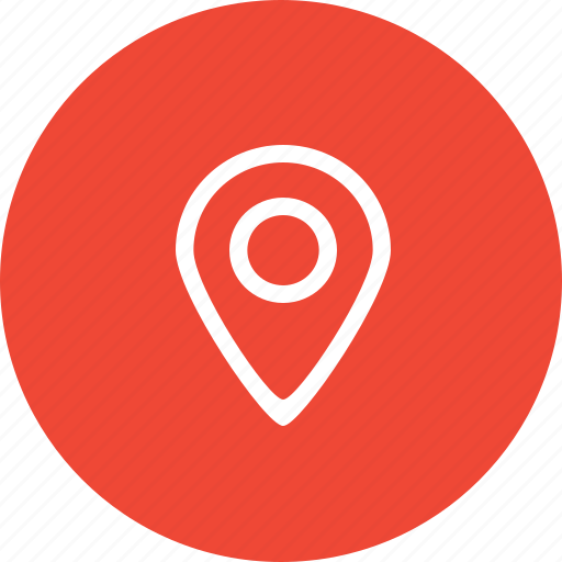 coordinate, gps, locate, location, marker, navigation, pin icon