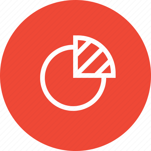 analytics, chart, circle, diagram, pie chart, report, statistics icon