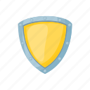 blog, cartoon, defense, hilt, iron, shield, site icon