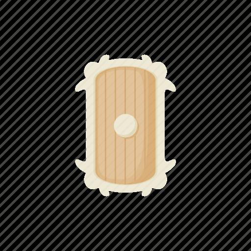 blog, cartoon, hilt, iron, shield, site, wood icon