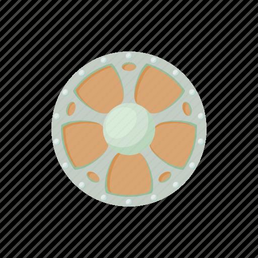 blog, cartoon, decoration, round, shield, site, wooden icon