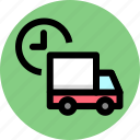 delivery, logistic, logistics, shipping icon