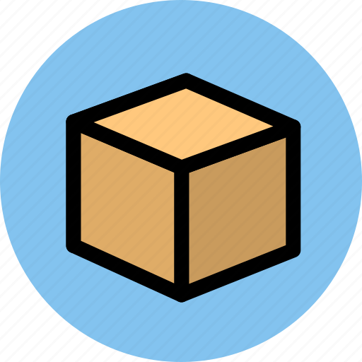 archive, box, cargo, goods, logistics, package, parcel icon