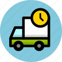 delivery, logistics, shipping, transport, transportation icon