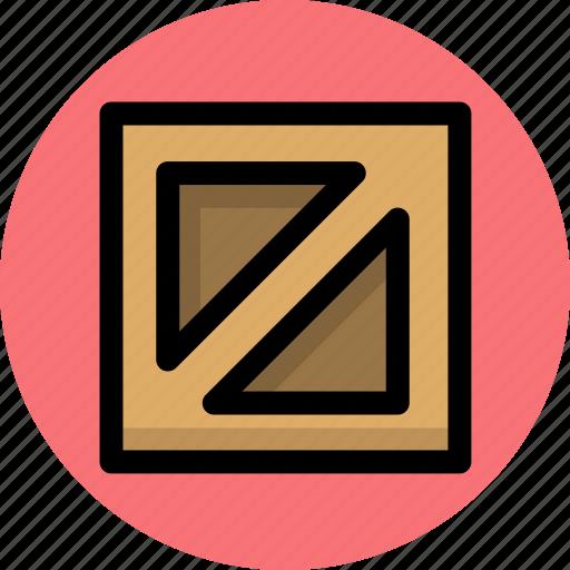 cargo, goods, shipping icon
