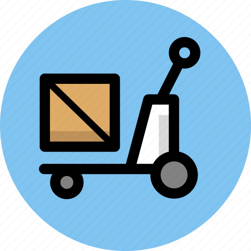 cargo, crate, delivery, goods, logistics, shipping icon