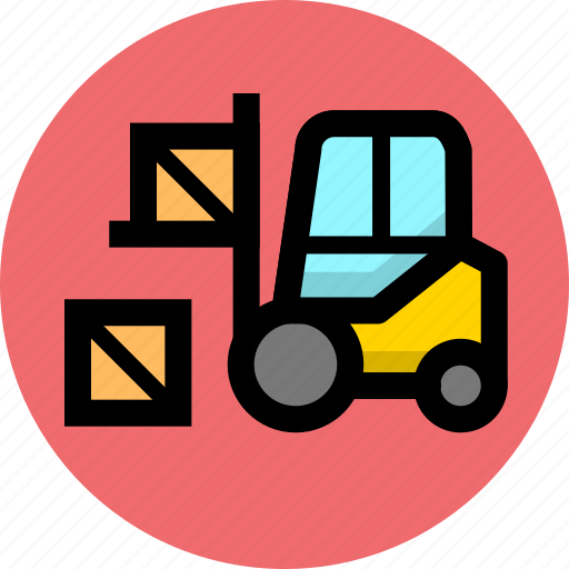 cargo, delivery, goods, logistic, logistics, transport icon