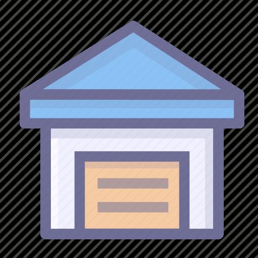 cargo, goods, logistics, storehouse icon