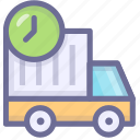 carriage, conveyance, haul, logistics, traffic, transport, transportation icon