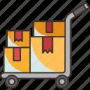 cargo, shipment, courier, delivery, logistics