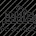 bulk, cargo, container, shipping, logistics
