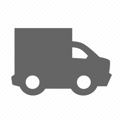 cargo, delivering, freight, package, shipping, transportation, truck icon