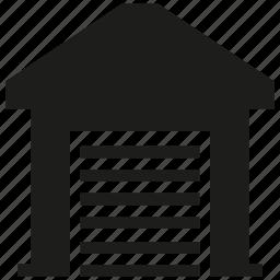 building, store, waehouse icon