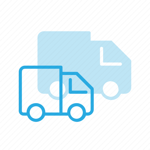 deliver, delivery, shipping, truck icon