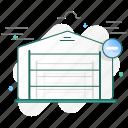 blank, empty, storage, storehouse, warehouse icon